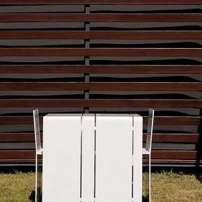 BlanCollection de Camamilla Design: mobiliario blanco bajo el sol de Susanna Cots