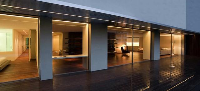 Una casa en la ciudad de Valencia, por el estudio Fran Silvestre Arquitectos