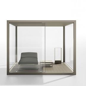 """Gandía Blasco diseña una """"caja de cristal"""" para su nueva colección"""