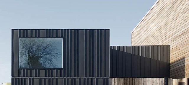 Vivienda para una madre y su hijo, proyectada por Pasel Kuenzel Architects