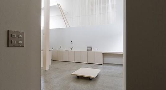 La singular House of Trough, proyectada por Jun Igarashi Architects