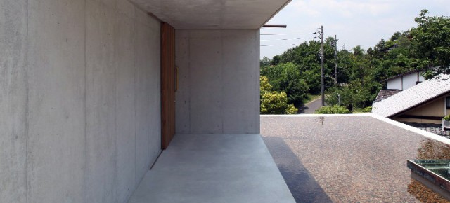 House in Minamiyama, by Tomoaki Uno Architects
