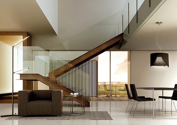 Interiores minimalistas resumen semanal interiores for Escaleras minimalistas interiores