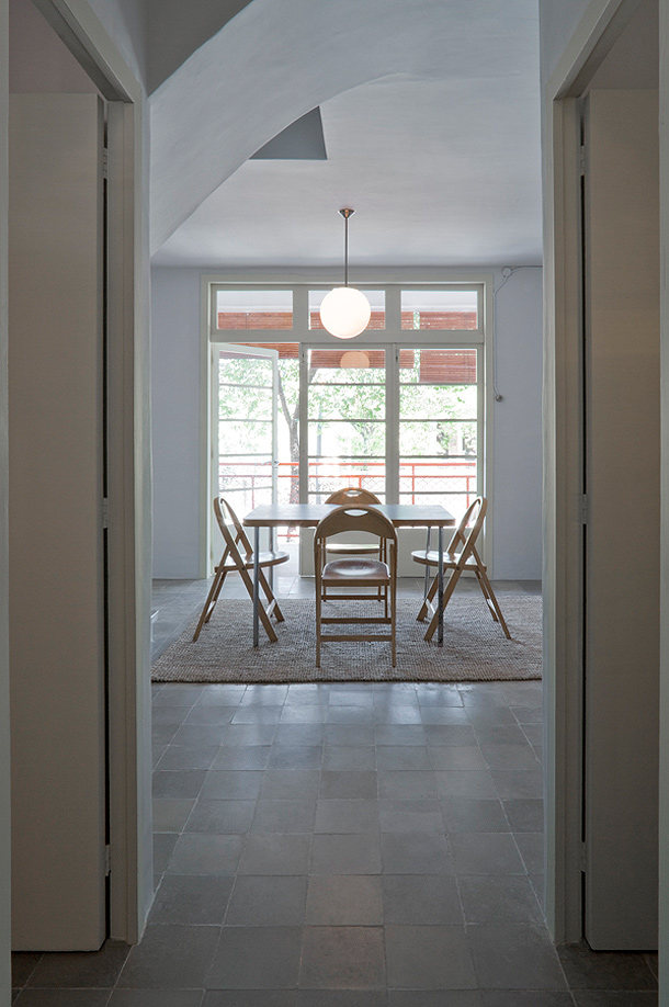 El piso museo de la emblem tica casa bloc abre sus puertas - Casa bloc sant andreu ...