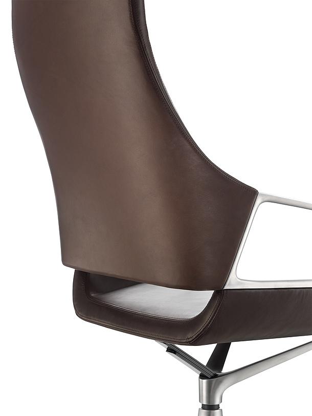 Elegante sill n de conferencia de jehs laub para for Bauhaus oficinas centrales