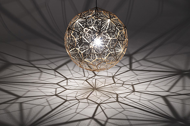 Previa mil n 2012 tom dixon proyecta luces y sombras con for Lamp und licht