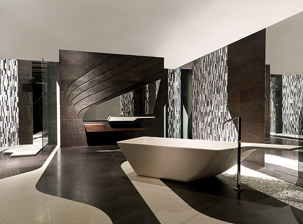 Muebles De Baño Wave:Cinco firmas de lujo para el renovado showroom de L'Antic Colonial