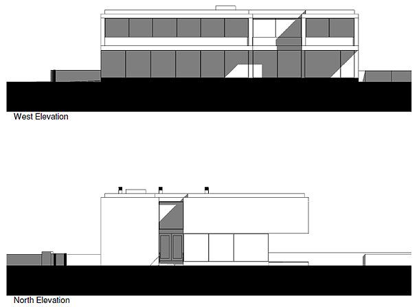 Una casa de rigurosa volumetr a proyectada por nuno - Maison ribatejo y atelier nuno lacerda lopes ...