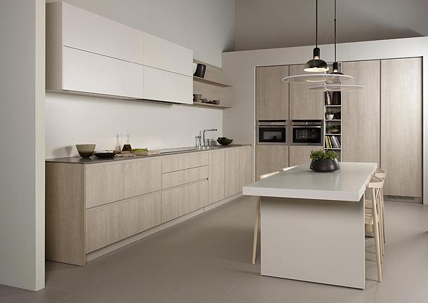 Nueva serie 45 de Dica: funcionalidad y minimalismo en la cocina ...
