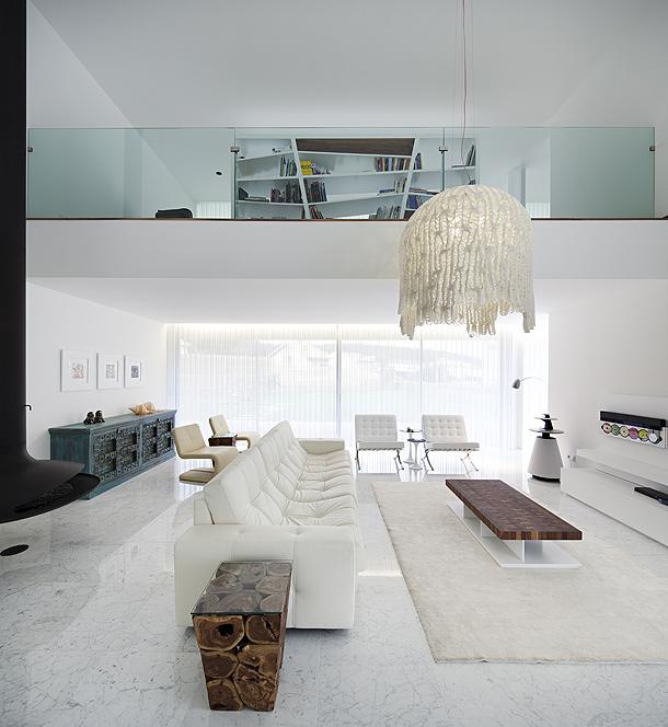 Interiores minimalistas resumen de la semana interiores - Casa minimalista interior ...