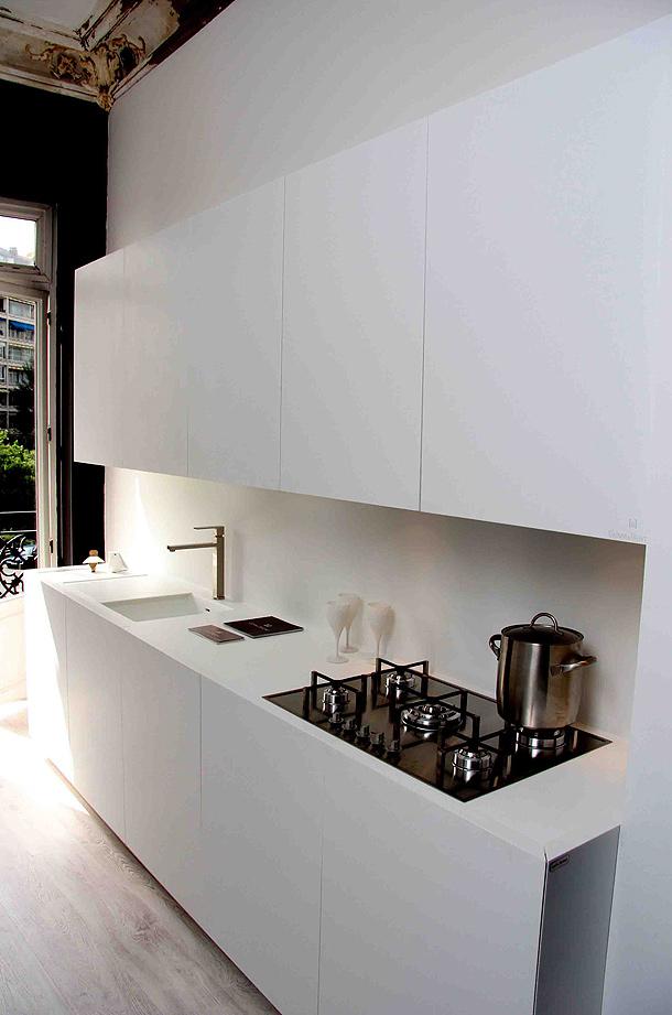 Interiores minimalistas resumen de la semana interiores for Cocinas gunni madrid