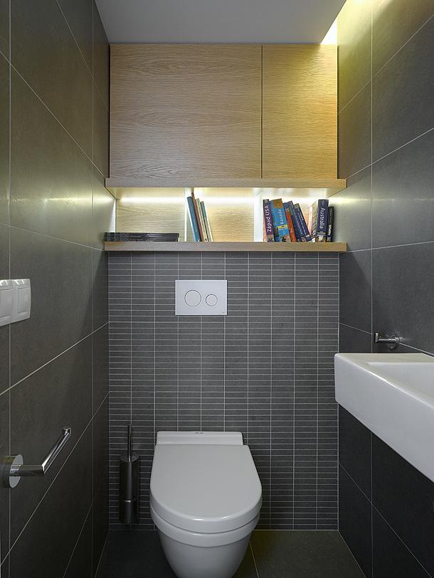 Un mini apartamento lleno de espacio proyectado por for Mini apartamentos modernos