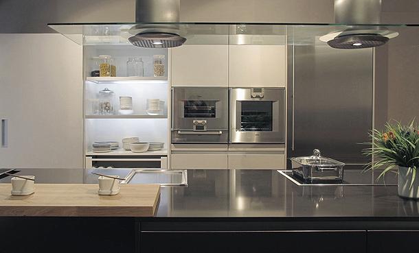 Nuevo programa 5011 de eilin una moderna cocina abierta for Programa para cocinas