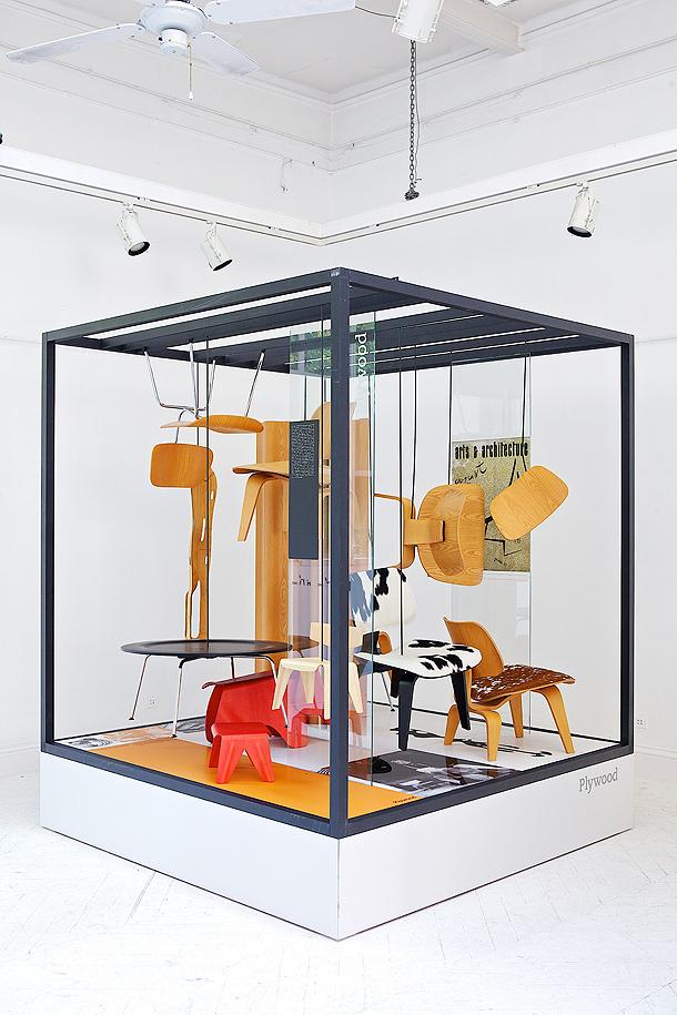 Vinçon y Vitra presentan una exposición sobre el mobiliario de los Eames - In...