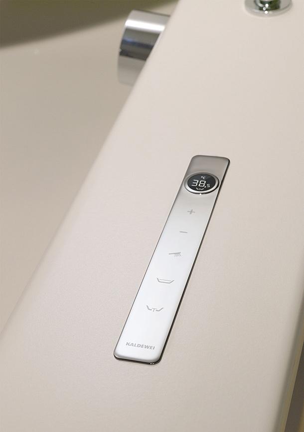 Comfort select grifer a electr nica para ducha y ba era for Griferia electronica