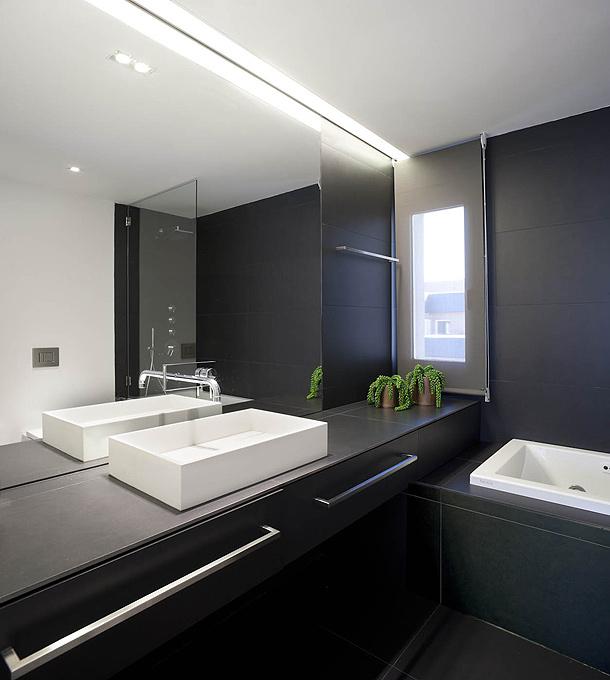 Iluminacion para ba os techo - Iluminacion para espejos de bano ...