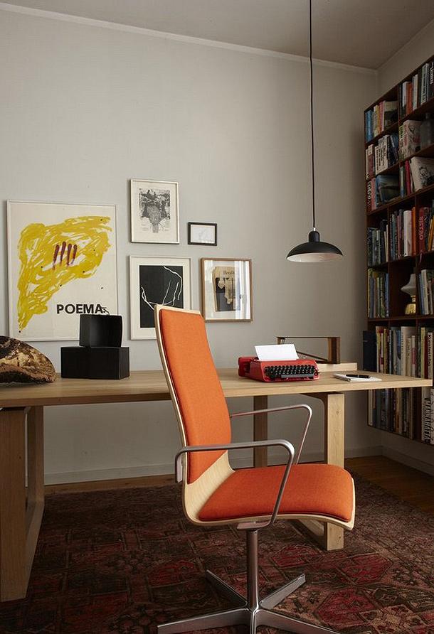 """""""La firma Fritz Hansen recupera la silla Oxford de Arne Jacobsen con su aspecto original en chapa de madera.""""  La silla Oxford, Fritz Hansen reedita la silla Silla Oxford"""