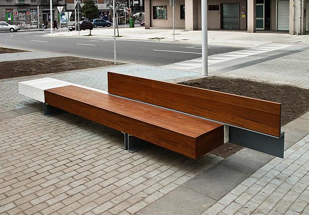 Interiores minimalistas resumen de la semana interiores for Mobiliario urbano contemporaneo