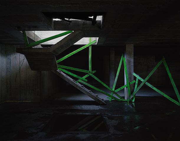 Nicol s combarro expone la arquitectura oculta de su - Arquitectura de interiores coruna ...