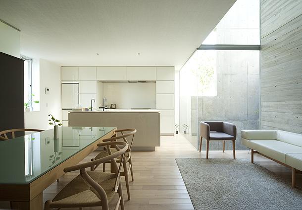 moderna vivienda japonesa por yjp architecture y toyoda On casas japonesas modernas