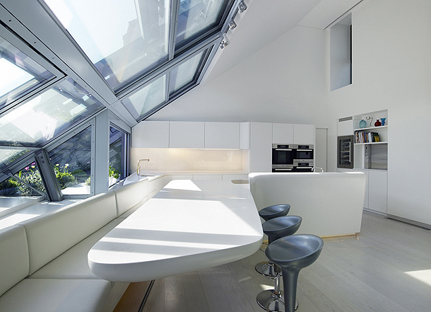 Interiores minimalistas resumen de la semana interiores minimalistas Diseno interior futurista
