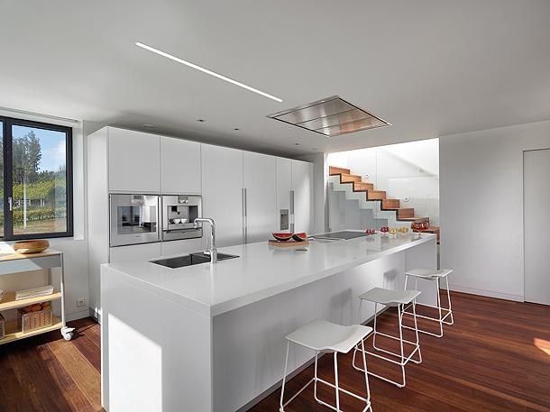 Interiores minimalistas resumen de la semana interiores - Cocinas santos valencia ...