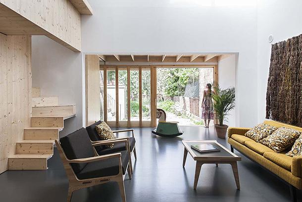 Interiores minimalistas resumen de la semana interiores for Casas minimalistas pequenas interiores