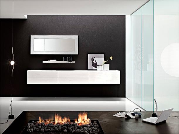 25 imágenes de baños minimalistas