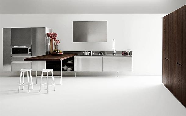 25 imágenes de cocinas minimalistas