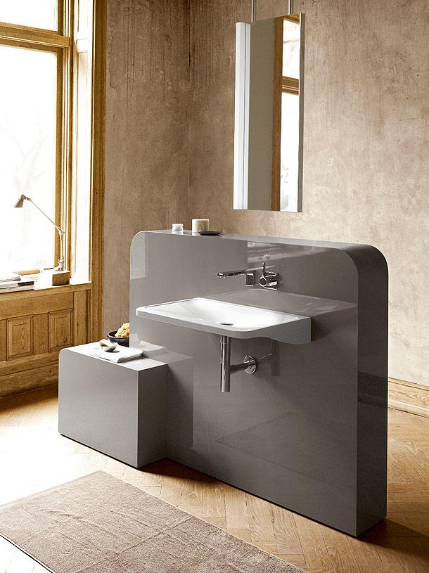 Sph nuevos espejos suspendidos de la firma alape para lavabos exentos - Espejos para lavabos ...
