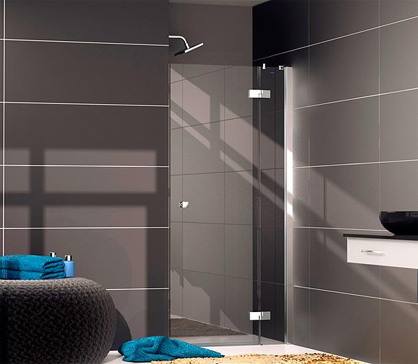 Duscholux presenta la nueva colecci n stand art - Instalar una mampara de ducha ...