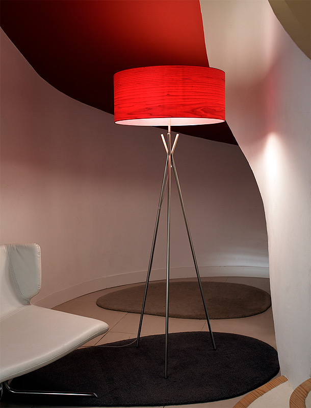 25 imágenes de lámpara de pie minimalistas