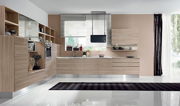 Nueva colecci n de cocinas contempor neas terra de aran cucine for Frentes de muebles de cocina