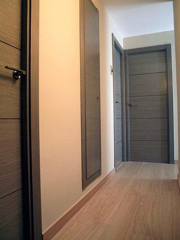 Puertas casa interior ideas de disenos for Puertas de casa