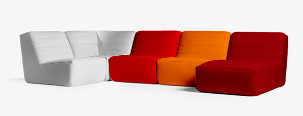 Juega a dise ar tu sof por internet en - Sofas por modulos ...