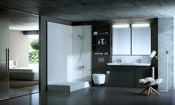 Altbath presenta el primer kit de ba o modular - Cocinas sin alicatar ...