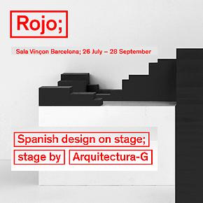El diseño español más internacional se viste de ROJO en la Sala Vinçon