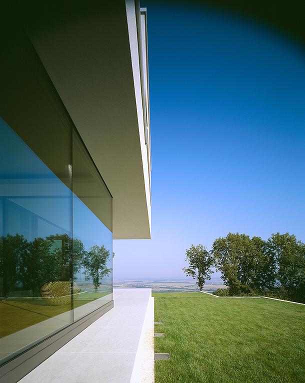 Vivienda minimalista de philipp architekten - Philipp architekten ...