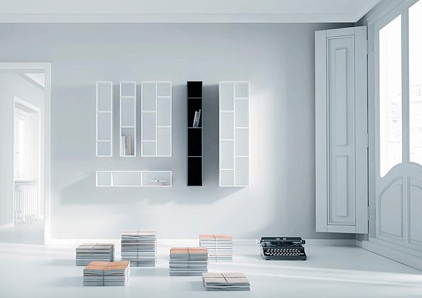 Resumen semanal de interiores minimalistas for Showroom grohe barcelona