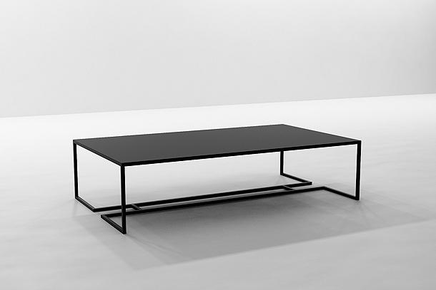 Colecci n de mesas minimalistas dise adas por studio martell - Mobiliario minimalista ...