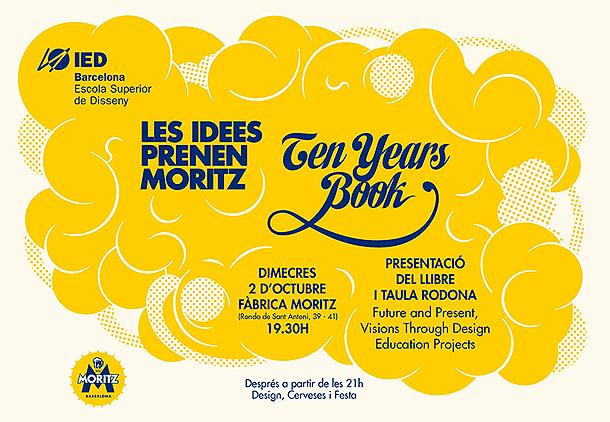 presentacioń-ten-years-book-IED-barcelona