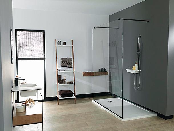 Colecci n k de systempool realizada en krion for Complementos de ducha