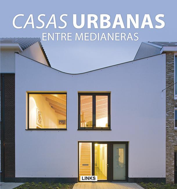 Casas urbanas entre medianeras de carles broto y linksbooks for V shaped architecture