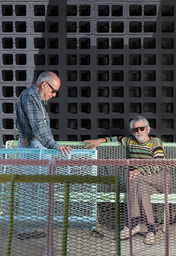 banco-catalano-40-aniversario-lluis-clotet-oscar-tusquets (7)