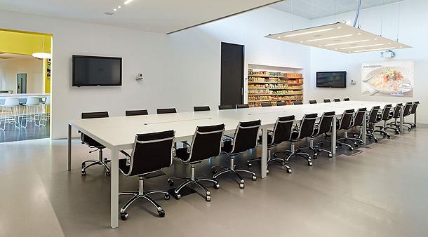Vilablanch dise a el centro de innovaci n culinaria de gallina blanca - Oficinas bosch madrid ...