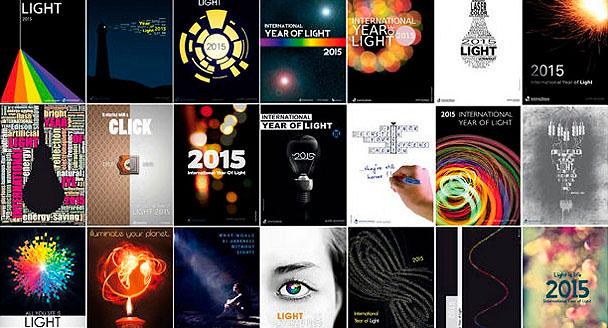 Concurso para participar en el Año de la Luz 2015 (1a)