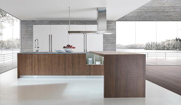 Nace rastelli una nueva firma italiana de cocinas de dise o - Cocinas diseno italiano ...