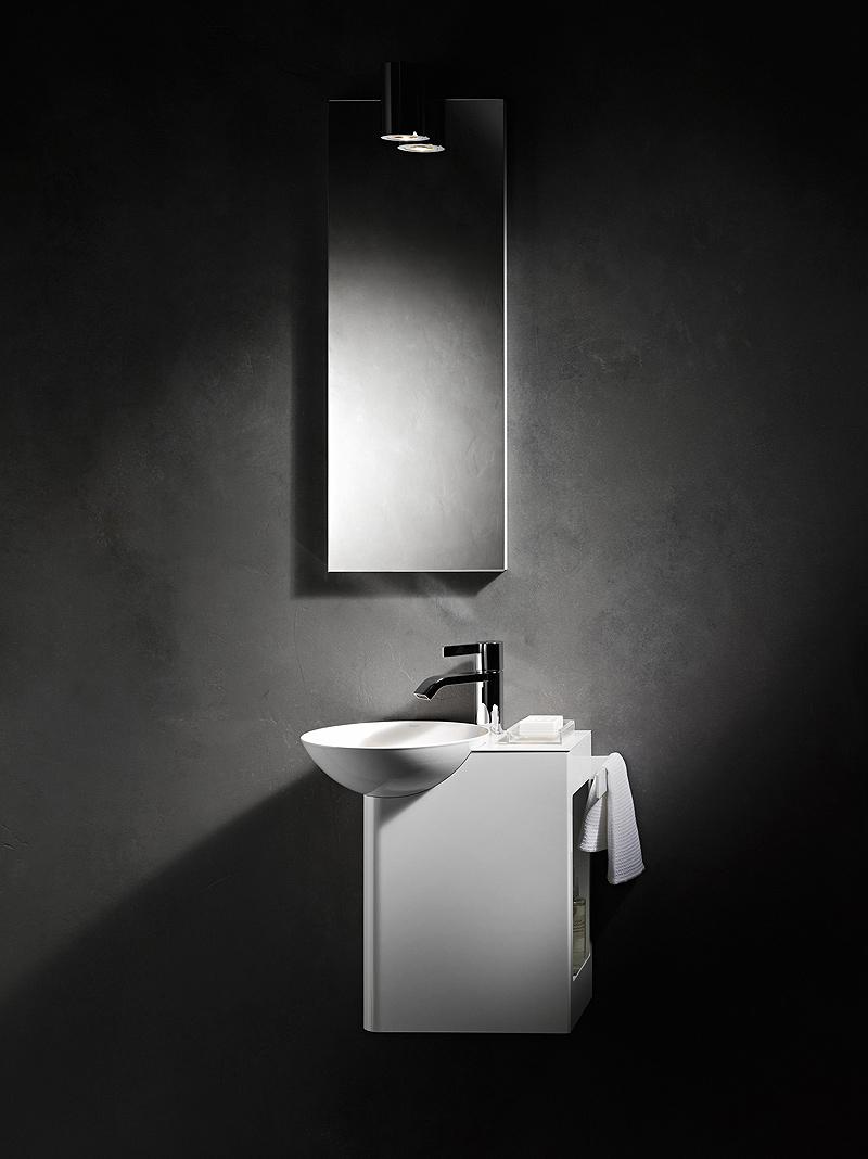 insert de alape soluci n compacta para ba os peque os. Black Bedroom Furniture Sets. Home Design Ideas