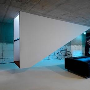 Casa Y: una vivienda de contrastes, diseñada por F:L Architetti