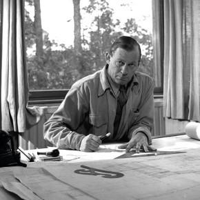 Llega la gran retrospectiva dedicada al arquitecto finlandés Alvar Aalto